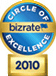 bizrate Circle of Excellence 2010